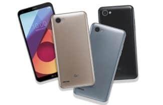 סדרת Q כבר כאן: +LG Q6 ו-LG Q6 הושקו בישראל; המחירים 1,200-1,400 שקלים