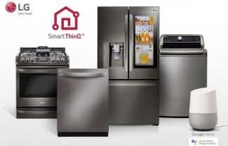 """חברת LG תשיק מוצרים מבוססי בינה מלאכותית תחת תת המותג """"ThinQ"""""""