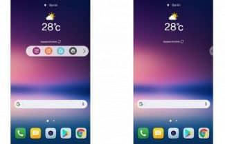ממשק המשתמש החדש ב-LG V30 ישלב רצועה 'צפה', מצב צילום ידני מתקדם ועוד