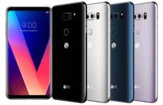 תערוכת IFA 2017: חברת LG מכריזה על ה-LG V30 עם מסך 6 אינץ' ויכולות צילום ואודיו מתקדמות