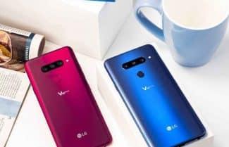 בקרוב בישראל: LG V40 ThinQ עם חמש מצלמות ומסך 6.4 אינץ'