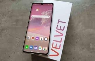 בקרוב אצלכם: LG עומדת בהבטחותיה ומורידה עדכון אנדרואיד 11 עבור Velvet 4G