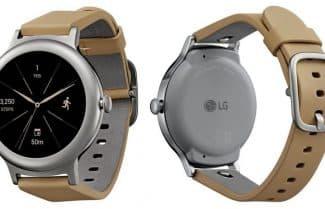 דיווח: השעונים החכמים של LG ו-Android Wear 2.0 יוכרזו כבר ב-8 בפברואר