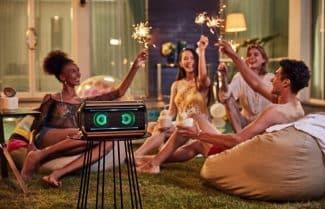 חברת LG תציג ב-IFA 2018 רמקולים חדשים בסדרת XBOOM