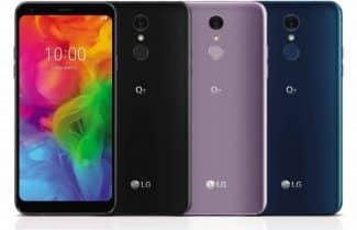 לשוק הבינוני: LG מכריזה על סדרת LG Q7 – מצלמה 'חכמה' ויכולות שמע מתקדמות