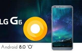 הערכה: LG G6 יתחיל להתעדכן לאנדרואיד 8 רק במהלך פברואר