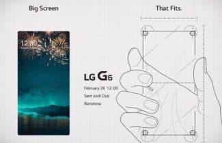 רשמית: LG שולחת הזמנה לאירוע הכרזה על ה-LG G6 בברצלונה
