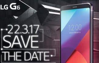 לפני כל העולם: LG G6 יושק בישראל ב-22 במרץ