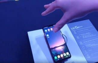 ברצלונה 2019: צפו בוידאו – שיחקנו בלי ידיים ב-LG G8 ThinQ