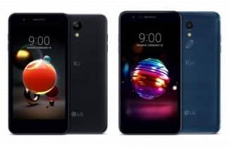 עם דגש על צילום: LG מכריזה על סדרת K המשודרגת
