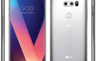 נעים להכיר: LG V30 נחשף בתמונה 'רשמית' ומציג עיצוב סולידי אך יוקרתי