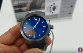 ברצלונה 2017: צפו בהתרשמות ראשונה מהשעון החכם LG Watch Sport