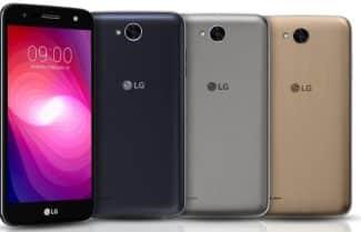 הוכרז: LG X Power 2 לשוק הבינוני עם סוללה מאסיבית של 4,500mAh