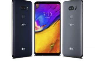 הוכרז: LG V35 ThinQ – מכשיר דגל שלישי של החברה בשלושה חודשים