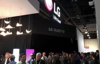 ביקרנו בביתן של LG בתערוכת CES 2018 – צפו בוידאו