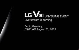 תערוכת IFA 2017: צפו באירוע ההכרזה על ה-LG V30