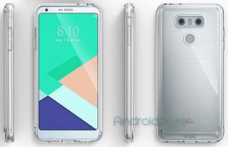 מחייך למצלמה: תמונות חדשות של ה-LG G6 לא משאירות מקום לדימיון