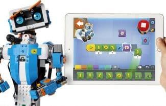 לאס וגאס: LEGO Boost תעזור לילדים ללמוד תכנות ופיתוח