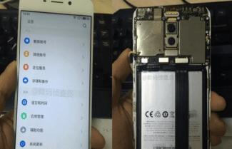 תמונות חדשות מציגות את ה-Meizu M6 Note עם מערך צילום כפול