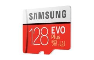 כרטיס זיכרון 128GB מבית סמסונג – הסדרה האדומה