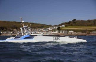 הספינה האוטונומית של IBM הפליגה – המטרה: חציית האוקיינוס האטלנטי באופן אוטונומי מלא