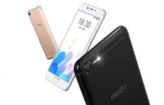 הוכרז: Meizu M2 – מסך 5.5 אינץ' וארבע נוריות פלאש במיקום חדש