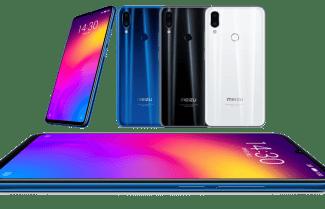 סמארטפון Meizu Note 9 במחיר מבצע כולל קופון הנחה וביטוח מס!