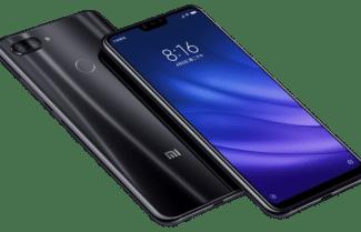 סמארטפון Xiaomi Mi 8 Lite תצורת 6/128 במחיר מבצע עם קופון הנחה!