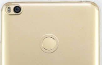 רגע לפני ההכרזה: הפאבלט Xiaomi Mi Max 2 נחשף בתמונות ראשונות