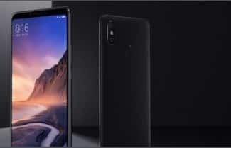 הזמנה מוקדמת: סמארטפון Xiaomi Mi Max 3 עם קופון הנחה!
