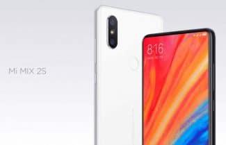 שיאומי מכריזה על ה-Xiaomi Mi Mix 2S: עיצוב מוכר, יכולות צילום מתקדמות
