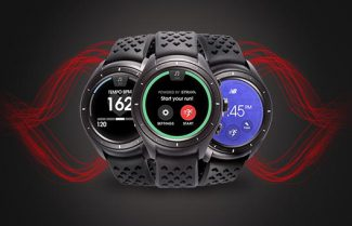 חברת New Balance מציגה שעון חכם המיועד לספורטאים