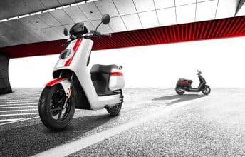 חברת UME מתחילה לשווק בישראל את קטנועי NIU במחיר התחלתי של 16,490 שקלים