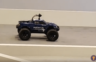 צפו בסרטון: נוקיה מדגימה שילוב מציאות רבודה ובינה מלאכותית בתחום הרכבים