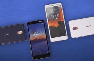 הוכרזו: Nokia 2.1, Nokia 3.1 ו-Nokia 5.1 – מסכי 18:9 ואנדרואיד 8.1 אוראו
