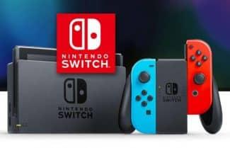 """אמזון ארה""""ב: קונסולת המשחקים הניידת Nintendo Switch במחיר מיוחד"""