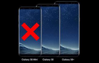 מחכים ל-Galaxy S8 mini? מקור חדש טוען שהשמועות אינן נכונות