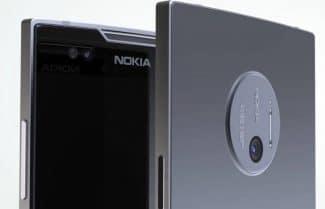 דיווח: Nokia 9 ישלב מסך 5.5 אינץ' QHD, סורק קשתית העין ו-6GB RAM