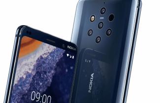 הושק בישראל: Nokia 9 PureView עם חמש מצלמות במחיר של 2,690 שקלים