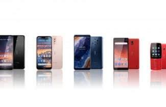ברצלונה 2019: נוקיה חושפת את ה-Nokia 9 Pureview לצד דגמים נוספים