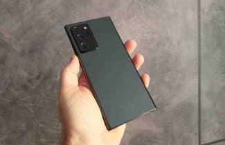 בשקט בשקט: סמסונג ישראל מוכרת את Galaxy Note 20 Ultra גרסת 5G