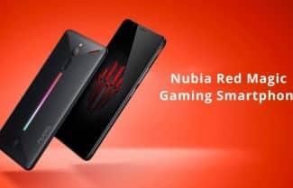 סמארטפון גיימינג Nubia Red Magic – במחיר מבצע לזמן מוגבל!