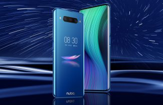 הוכרז: Nubia Z20 – שני מסכים, +Snapdragon 855 ומערך צילום מתקדם