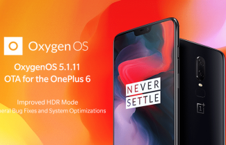 וואן פלוס החלה בהפצת OxygenOS 5.1.11 למכשיר הדגל OnePlus 6