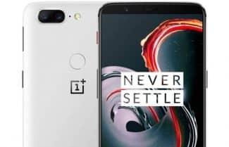 החל ממחר: OnePlus 5T יהיה זמין לרכישה גם בצבע לבן