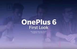 תיראו מופתעים: OnePlus נתנה לכמה מעריצים הצצה ראשונה ל-OnePlus 6