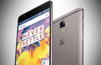 הוכרז: OnePlus 3T – שידרוג חצי שנתי למכשיר הדגל