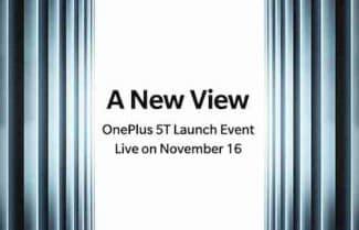 צפו: OnePlus מכריזה על מכשיר הדגל החדש OnePlus 5T