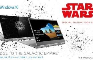 לנובו משיקה בישראל את ה-YOGA 920 כולל מהדורת Star Wars