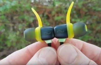 ג'ירפה בודקת: אוזניות ספורט Optoma NuForce BeSport 4